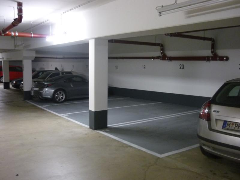 ... Expertu0027s Opinion On A New Coating After Fire Damage, Underground Car  Park, ...